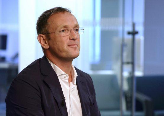 Naspers CEO Bob Van Dijk