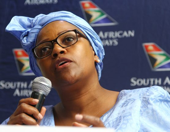 The former chairwoman of South African Airways, Dudu Myeni, will also be subpoenaed. Picture: Moneyweb