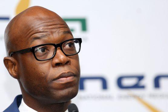 Suspended acting-CEO Matshela Koko. Picture: Moneyweb