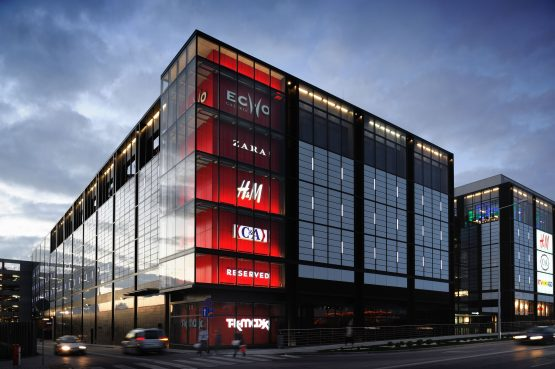 EPP's Galeria Echo shopping centre in Kielce, Poland, one of 25 retail properties it owns in the country. The Polish retail property giant experienced a double-digit decline in its share price on Thursday, amid concerns about the Covid-19 outbreak. Image: Supplied