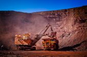 Anglo American raises iron ore target for the year