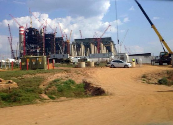 Eskom's Kusile project. Picture: Moneyweb