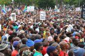Zuma leading the 'parasitic bourgeoisie'