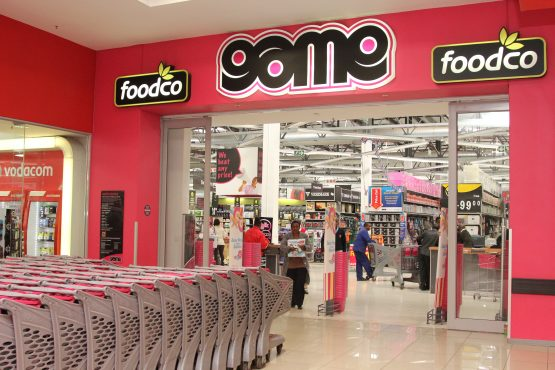 The Massdiscounters divison, which includes Game and DionWired, recorded a trading loss R675m, from a profit of R33m the year prior. Image: Moneyweb