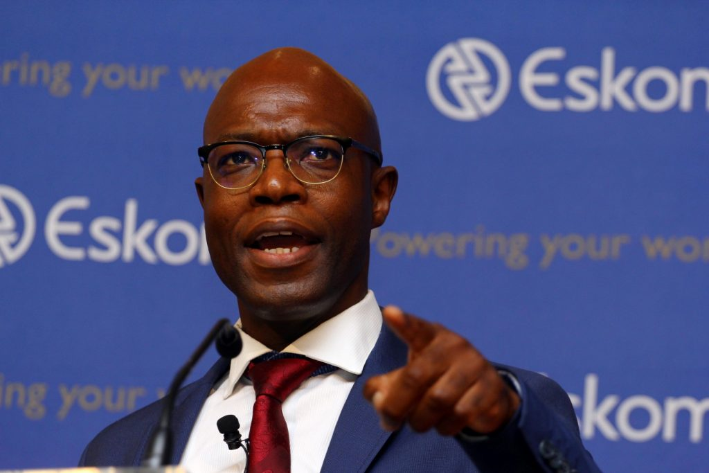 Eskom 'bags of cash' allegations a web of lies