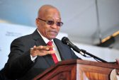 Zuma signs financial regulation act into law