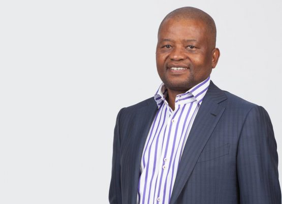 """Peter Moyo, OMEMs' new chief executive said OMEM would """"play to its strengths and fight for every inch of ground in delivering value for shareholders"""". Picture: Moneyweb"""