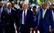 But what about growth, Mr Gordhan?