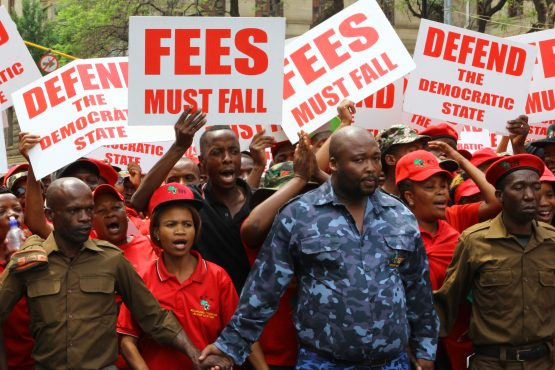 President Zuma recently announced free tertiary education for poor students. Picture: Moneyweb