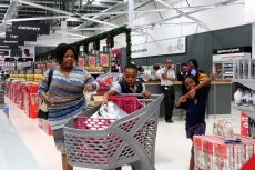 Positive retail sales suggest a rebound in GDP