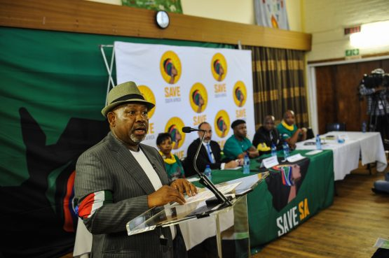 Jabu Mabuza,president of Busa says culprits of corruption need to be appropriately prosecuted and named and shamed. Picture: Supplied