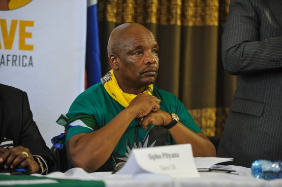 Sipho Pityana of Save South Africa
