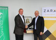Alternative to JSE – Launch of stock exchange ZARX