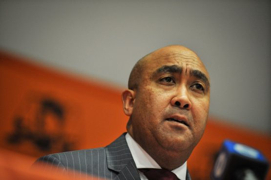 NPA head Shaun Abrahams says state capture case delayed because crime documents were incomplete. Picture: Supplied