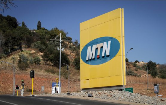 MTN takes over Dangote Cement as the most valuable stock on the Nigerian bourse. Picture: Nadine Hutton, Bloomberg