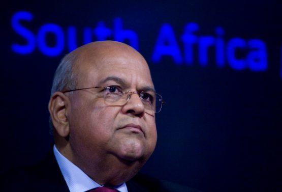 Former finance minister Pravin Gordhan. Picture: Chris Ratcliffe/Bloomberg