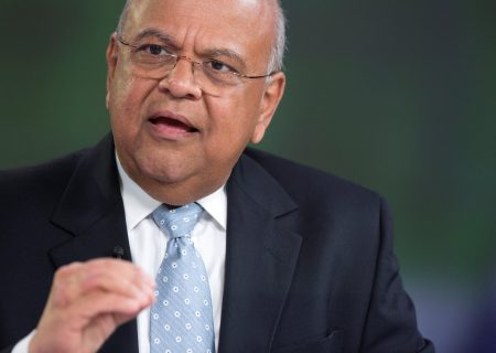 Gordhan warns against kleptocracy