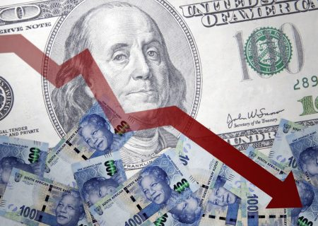 Rand breaches R18.60 to US dollar