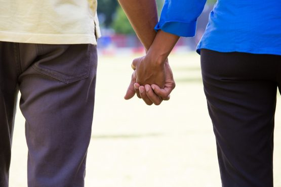 It's essential that you and your partner discuss your attitudes about money. Picture: Shutterstock