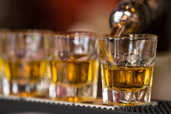 Alcohol companies have a liability to pay the excise tax on the end products in their warehouses, which cannot be sold due to the indefinite ban on sales. Image: Shutterstock