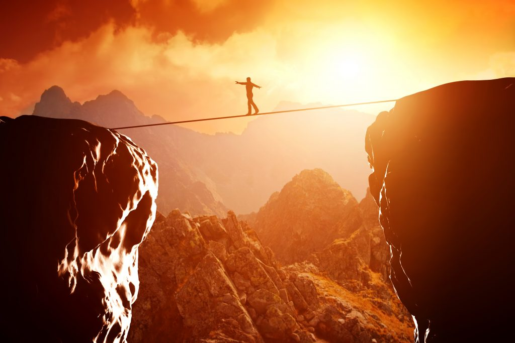 Walking a macro-economic tightrope