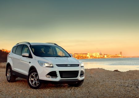 Ford recalls Kuga with NCC gun against its head