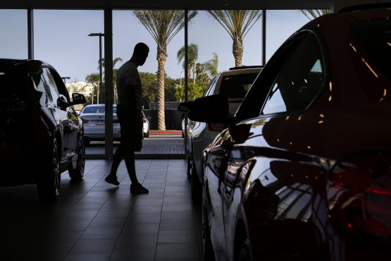 Used vehicle prices have also increased. Image: Patrick T Fallon, Bloomberg