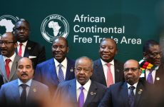 'Africa doesn't need charity, it needs good leadership'