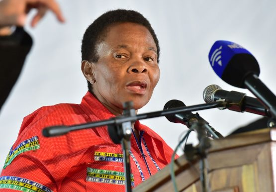 Social Development Minister Susan Shabangu has suspended the tender process in which service providers can submit competitive bids for the cash payment of social grants. Picture:Supplied