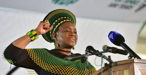 Social Development Minister Bathabile Dlamini testified that the agency's officials hid material facts from her. Picture: Kopano Tlape GCIS.