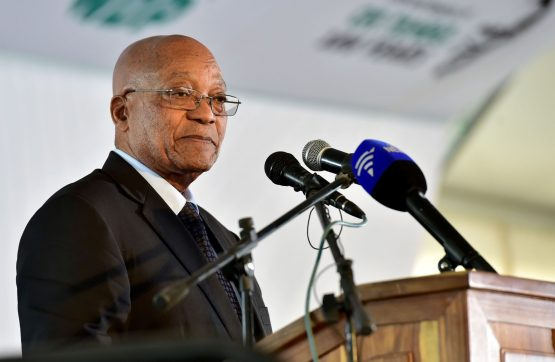 Prosecutors probed allegations that Zuma took R4.07 million in bribes from arms dealers and brought 783 charges of fraud, corruption and racketeering against him. Picture: Moneyweb