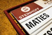 Crisis-hit Steinhoff's quarterly sales up 3%