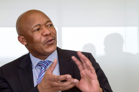 The exact details of the debt-clearing agreement remain unclear, but former PIC CEO Dan Matjila says it was contingent upon the successful listing of Sagarmatha Technologies, which never happened. Image: Dean Hutton/Bloomberg