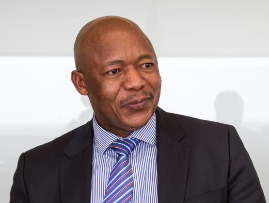 Public Investment Corporation CEO Dan Matjila has cut his US trip short to attend the firm's board meeting where his future will be discussed. Picture: Bloomberg
