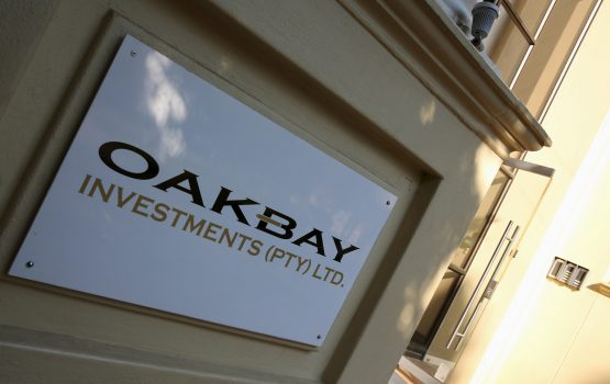 Oakbay was the holding company for the Gupta empire. Its main asset is Tegeta, which holds shares in four companies that together owe R4bn to creditors. Image: Siphiwe Sibeko, Reuters