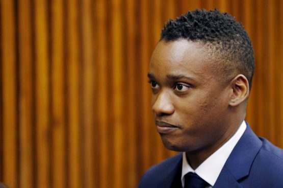 Duduzane Zuma, the son of former president Jacob Zuma will be appearing before the state capture inquiry on Monday. Image: Siphiwe Sibeko, Reuters