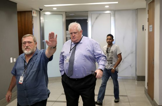 Angelo Agrizzi and four others are being charged with misappropriating about R1.6bn. Picture: Siphiwe Sibeko, Reuters