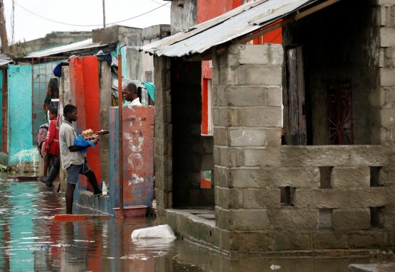 The region has barely had time to recover from the effects of Cyclone Idai, which killed over 1 000 people in three nations. Picture: Siphiwe Sibeko, Reuters