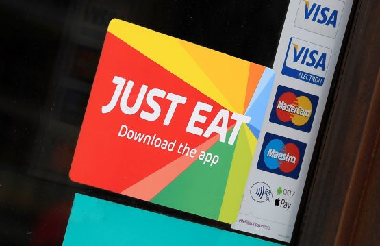 Just Eat takeover battle hots up