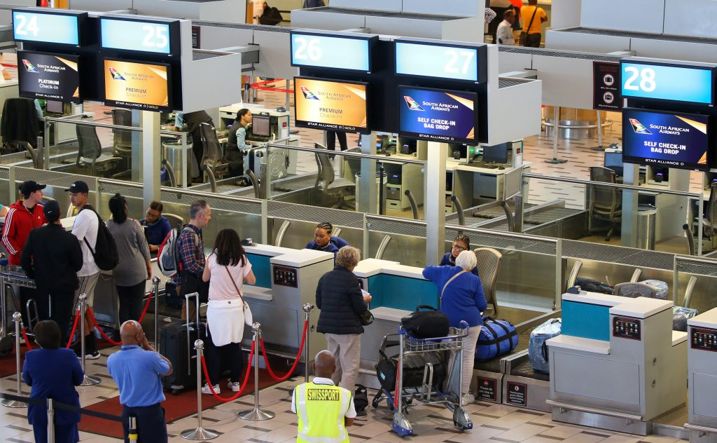 SAA in the air to repatriate foreign nationals