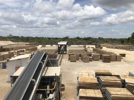 Afrimat's decision to diversify into mining is validated by the performance of the construction materials business, which was down nearly a quarter on the previous year. Picture: Supplied
