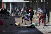 SA in flames: spontaneous outbreak or insurrection?