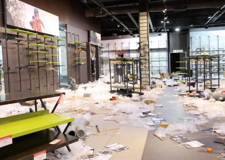 Lockdown, looting – how these showed up in consumer spending
