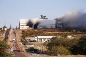 Death toll in recent SA unrest rises to 337, minister says
