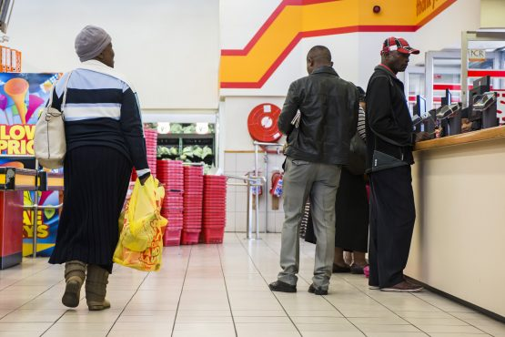 Most of those affected by the retail giant's conduct are financially vulnerable and could not afford to take out additional credit. Image: Waldo Swiegers, Bloomberg