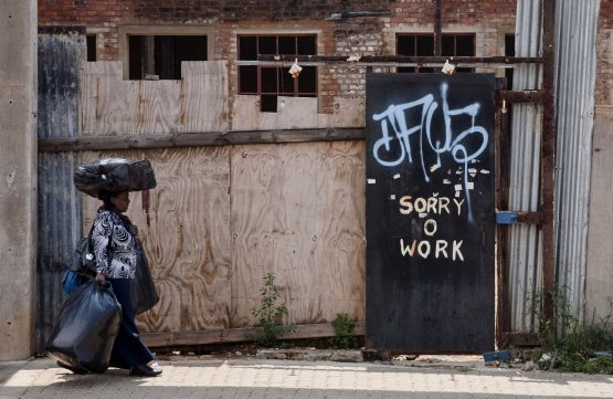 The NPC says if the NDP's interim targets had been achieved at least three million more South Africans would have been in employment. Image: Nadine Hutton, Bloomberg
