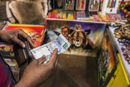 The South African currency sees a turnaround. Picture: Waldo Swiegers/Bloomberg