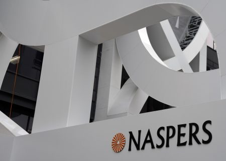 Naspers annual profit up 72%, helped by Tencent stake