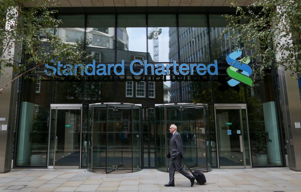 Standard Chartered targets retail banking for Nigerian expansion