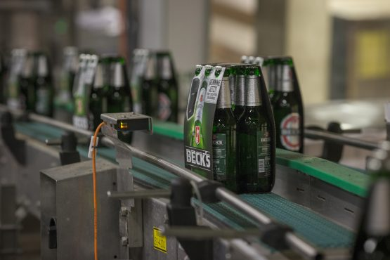 Budweiser Brewing is reportedly expected to price the shares on September 23 and to debut on September 30. Image: Jasper Juinen, Bloomberg